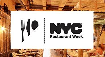 NYC Étterem Hét